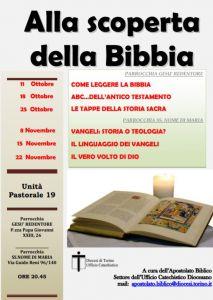 formazione bibbia